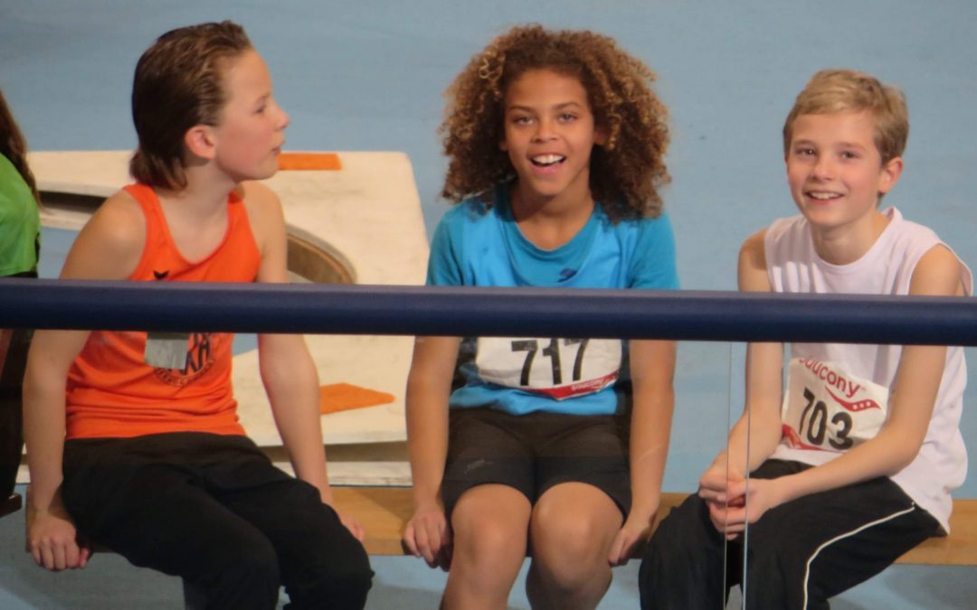 FENIKS WEEKLY 10: Eljahro Philipsen 1e B-pupil bij Nationale Pupillenindoor