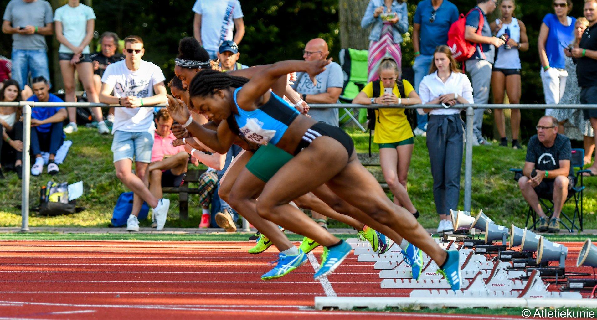 Ben jij snel en sterk genoeg voor onze competitieteams?