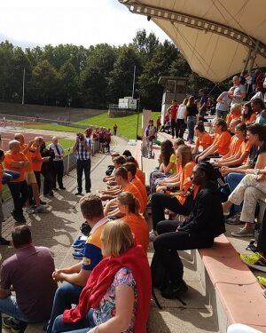 Shaquata sprint naar 12.28 op 100 meter in Duitsland