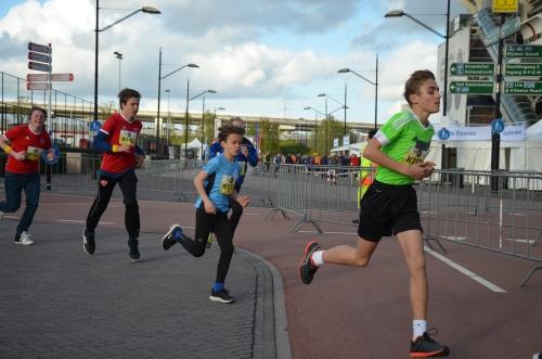 Feniks weekly 17: 14 km door de stad en Ben's kidsrun- Johan Cruijffloop