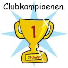 Clubkampioenschappen op zaterdag 7 oktober: ben je al ingeschreven?