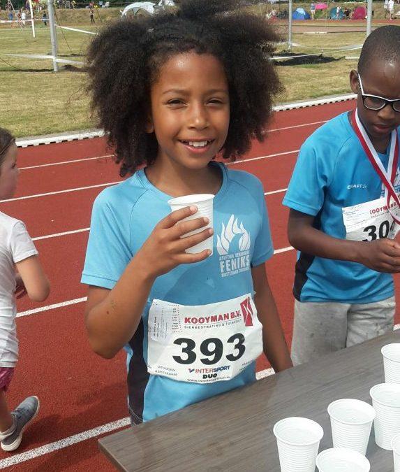 FENIKS WEEKLY 28 : laatste pupillen competitiewedstrijd