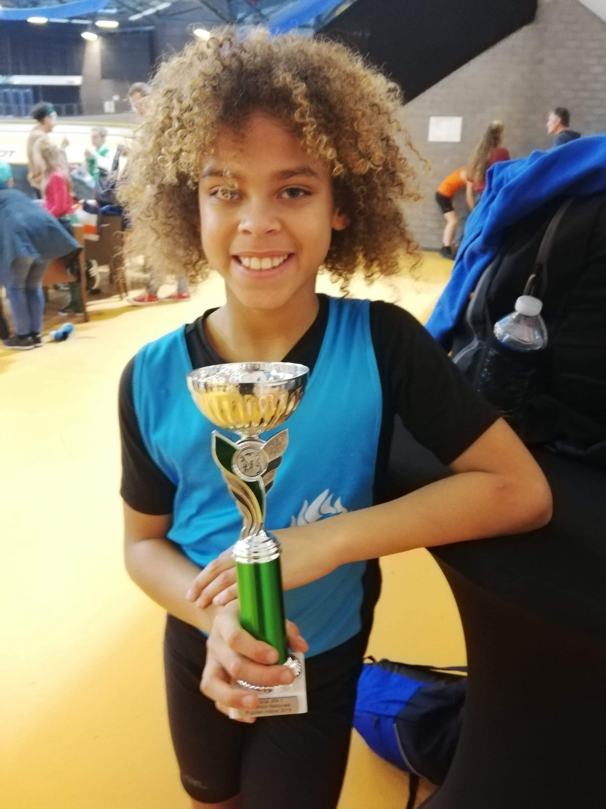Feniks Weekly 2019- 10: Nationale Pupillenindoor en Twiske Molentocht
