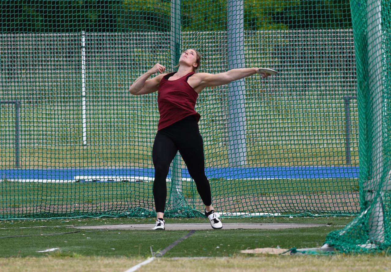 Dutch Discus en Holland Hammer