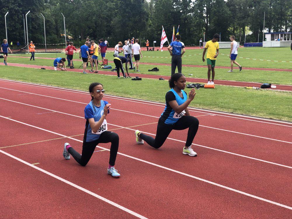 Geen atletiekcompetitie dit seizoen, strenge regels blijven tot 1 juni