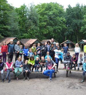 Mooi kamp voor pupillen en D-junioren